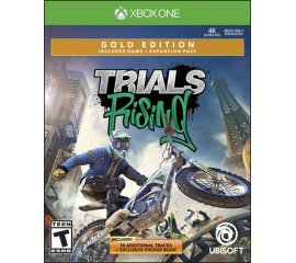 UBISOFT XBOX ONE TRIALS RISING - GOLD EDITION