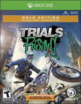 UBISOFT XBOX ONE TRIALS RISING - ORO EDITION