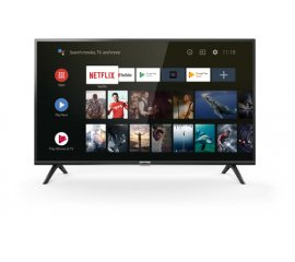 "TCL 40ES560 40"" LED FULL HD SMART TV WI-FI DVB-C DVB-S2 DVB-T2 ANDROID 8.0 ITALIA BLACK"