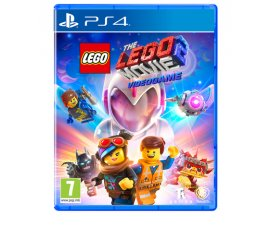 WARNER BROS PS4 LEGO MOVIE 2 VIDEOGAME