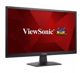 "Viewsonic Value Series VA2407H LED display 59,9 cm (23.6"") 1920 x 1080 Pixel Full HD Grigio"
