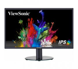 "Viewsonic Value Series VA2419-sh 61 cm (24"") 1920 x 1080 Pixel Full HD LED Nero"