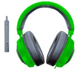 RAZER KRAKEN TOURNAMENT EDITION GREEN CUFFIE GAMING
