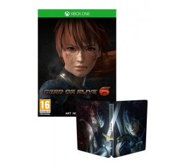 KOEI TECMO XBOX ONE DEAD OR ALIVE 6 STEELBOOK
