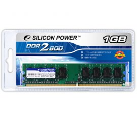 SILICON POWER 1GB DDR2 800 MHz DIMM