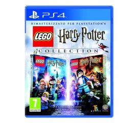 Warner Bros Lego Harry Potter Collection, PS4 PlayStation 4 Basic Inglese, ITA