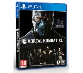 Warner Bros Mortal Kombat XL, PS4 PlayStation 4 Base + supplemento