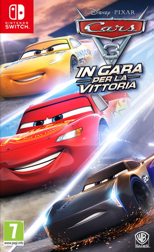 Warner Bros Cars 3: In Gara per la Vittoria, Nintendo Switch 2