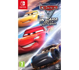 WARNER BROS SWITCH - CARS 3 IN GARA PER LA VITTORIA