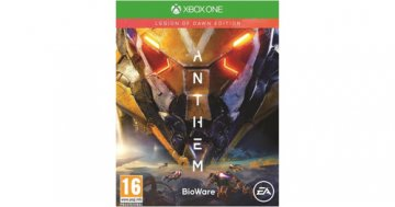 ELECTRONIC ARTS ANTHEM LEGION OF DAWN EDITION XBOX ONE ITALIA