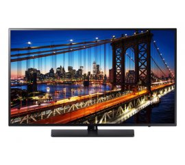 "Samsung HG32EF690DB TV Hospitality 81,3 cm (32"") Full HD Smart TV Titanio 20 W"