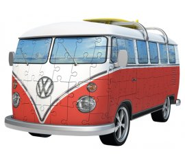 Ravensburger VW Bus T1 Campervan puzzle 3D