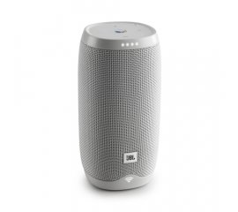 JBL LINK 10 DIFFUSORE PORTATILE ASSISTENTE GOOGLE BLUETOOTH WATERPROOF IPX7 16W CHROMECAST ANDROID IOS BIANCO