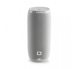 JBL LINK 20 DIFFUSORE PORTATILE ASSISTENTE GOOGLE BLUETOOTH WATERPROOF IPX7 20W CHROMECAST ANDROID IOS COLORE BIANCO