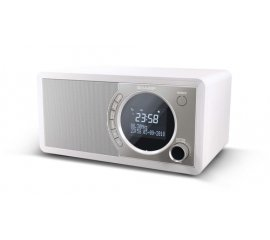 SHARP DR-450WH RADIO DIGITALE PORTATILE FM/DAB/DAB+ BLUETOOTH COLORE BIANCO