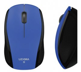 Lexma M727 mouse USB tipo A Blue Trace