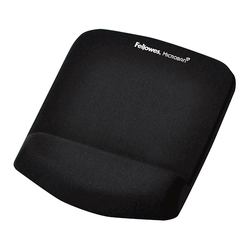 Fellowes 9252003 tappetino per mouse Nero 2