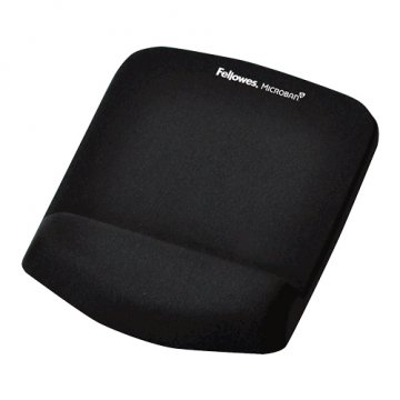 Fellowes 9252003 tappetino per mouse Nero