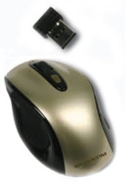 MEDIACOM MEA880 MOUSE NANO OTTICO WIRELESS 2.4 GHz 1.600 DPI COLORI DIVERSI