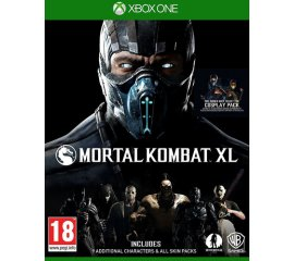 Warner Bros Mortal Kombat XL, Xbox One Basic Inglese, ITA
