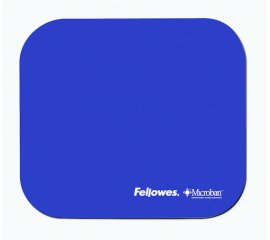 FELLOWES TAPPETINO PER MOUSE MICROBAN BLU NAVY