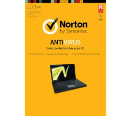 SYMANTEC NORTON ANTIVIRUS BASIC 1 LICENZA PER 1 DISPOSITIVO ITALIANO