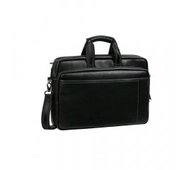 "RIVACASE 8940-BKPU BORSA PER NOTEBOOK MAX 16"" IN ECOPELLE NERO"
