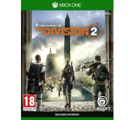 UBISOFT XBOX ONE THE DIVISION 2