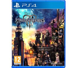 Square Enix Kingdom Hearts III, PS4 Basic Inglese PlayStation 4
