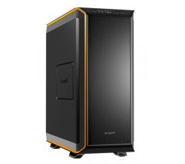be quiet! Dark Base 900 Midi ATX Tower Nero, Arancione