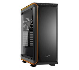 be quiet! Dark Base Pro 900 rev. 2 Full-Tower Nero, Arancione