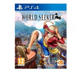 NAMCO PS4 ONE PIECE: WORLD SEEKER EUROPA