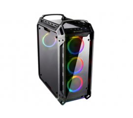 COUGAR PANZER EVOCASE FULL TOWER RGB ATX FINESTRA LATERALE IN VETRO TEMPERATO COLORE NERO CARBONIO