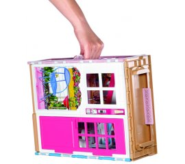 MATTEL BARBIE CASA COMPONIBILE