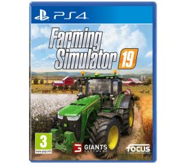 Sony PS4 Farming Simulator 19