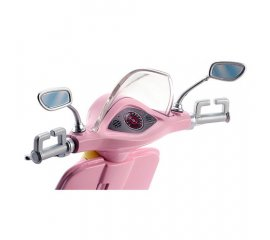 MATTEL SCOOTER DI BARBIE CON CAGNOLINO E CASCO INC