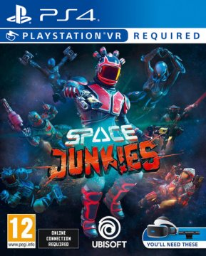 UBISOFT PS4 SPACE JUNKIES PS VR