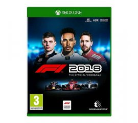 CODEMASTERS XBOX ONE F1 2018 VERSIONE EUROPA