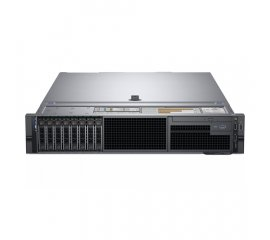 "DELL POWEREDGE R740 SERVER RACK 2U XEXON SILVER 4110 2.1GHz RAM 16GB-8 BAY HOT PLUG 2.5"" SAS-NO S.O. ITALIA BLACK (C1DMD)"
