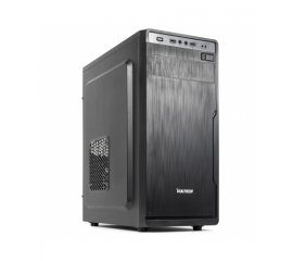 VULTECH GS-1696 CASE MIDI TOWER ATX CON ALIMENTATORE 500W ATX MICRO-ATX MINI-ITX COLORE NERO