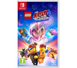 WARNER BROS NINTENDO SWITCH LEGO MOVIE 2 VIDEOGAME GARANZIA ITALIA