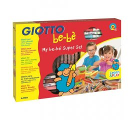 GIOTTO BE-BE' SUPER SET 23 PEZZI