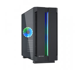 CHIEFTEC G1 CASE MIDDLE TOWER RGB CON FINESTRA IN VETRO TEMPRATO MINITX/MATX/ATX COLORE NERO