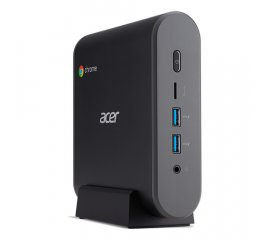 Acer Chromebox CXI3 Intel® Celeron® 3867U 4 GB DDR4-SDRAM 32 GB SSD mini PC Nero Chrome OS