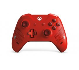 MICROSOFT XBOX ONE CONTROLLER WIRELESS SPORT EDITION RED