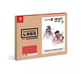 NINTENDO SWITCH LABO KIT VR SET DI ESPANSIONE 1CAMERA + ELEPHANT