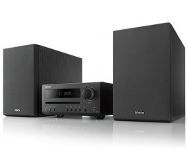 Denon D-T1 Mini impianto audio domestico Nero 30 W