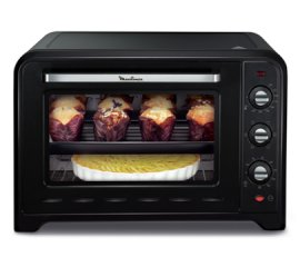 OX4958 FORNETTO EL. 2200W 60L GRILL OPTIMO 60L NERO