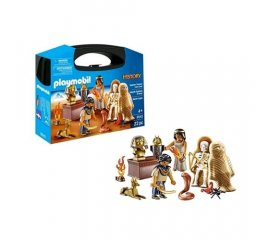 PLAYMOBIL VALIGETTA HISTORY COLLECTABLE EGYPTIAN