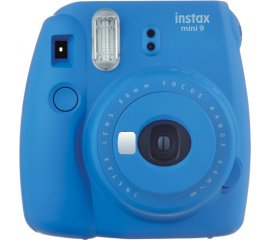 FUJIFILM INSTAX MINI 9 KIT 10 STAMPE + BAG COBALT BLU